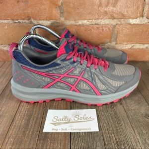 ASICS Frequent Trail Womens Size 8
